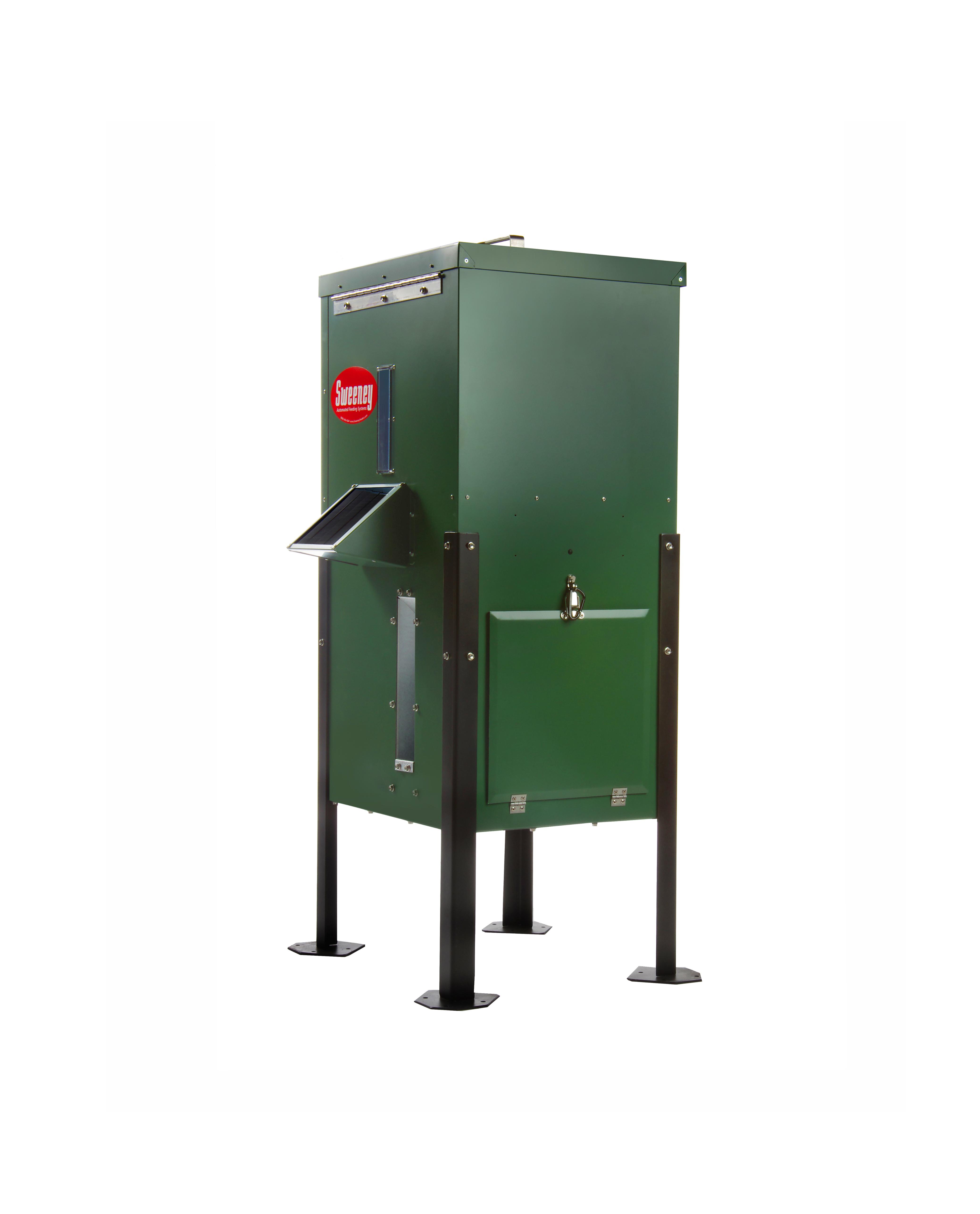 directional feeder 125 lb capacity sweeney feeders