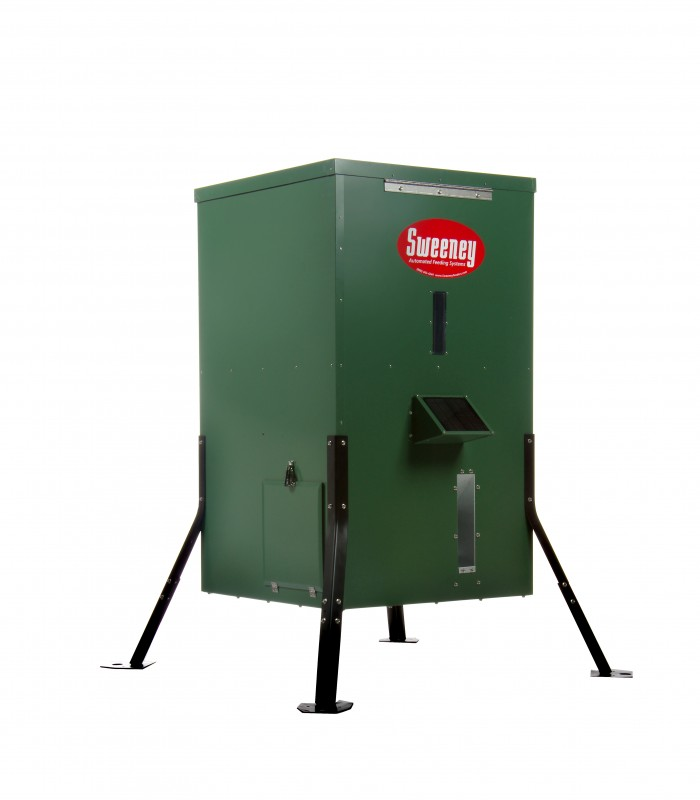 directional feeder 425 lb capacity sweeney feeders