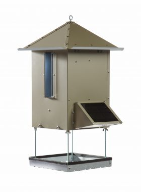 Automatic Bird Feeder With Timer