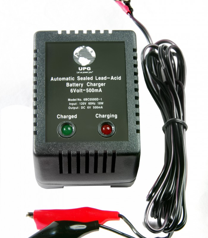 Battery Charger – 6 Volt