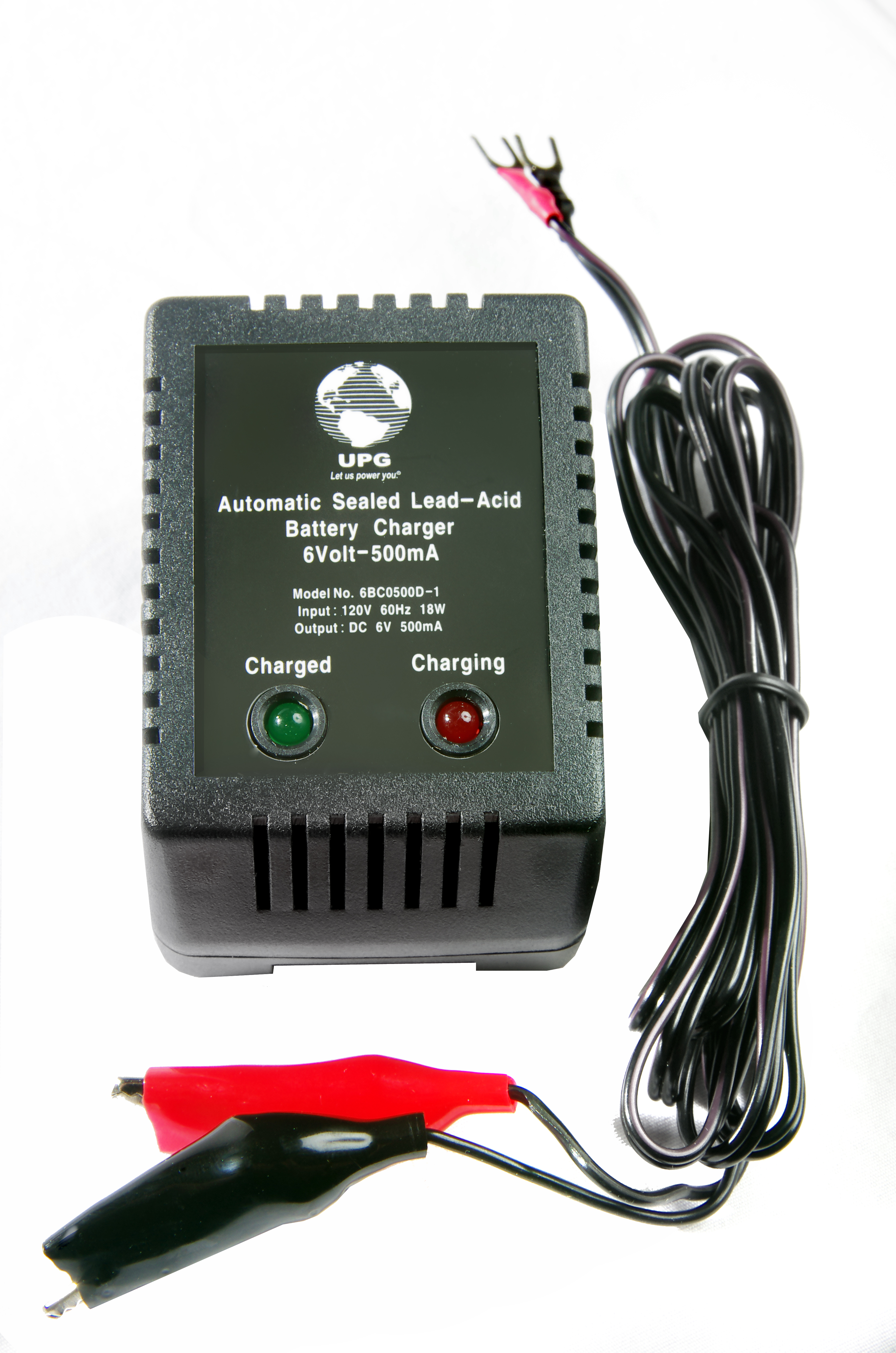 Battery Charger 6 Volt Sweeney Feeders