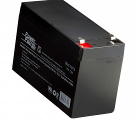 Rechargeable Battery - 12 Volt, 8 Amp-Hr