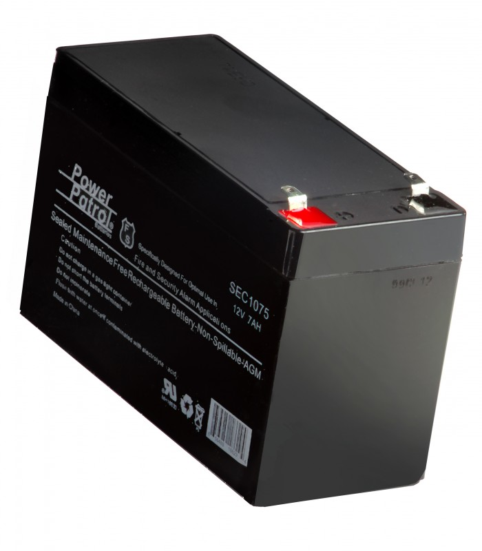 Rechargeable Battery – 12 Volt, 8 Amp-Hr