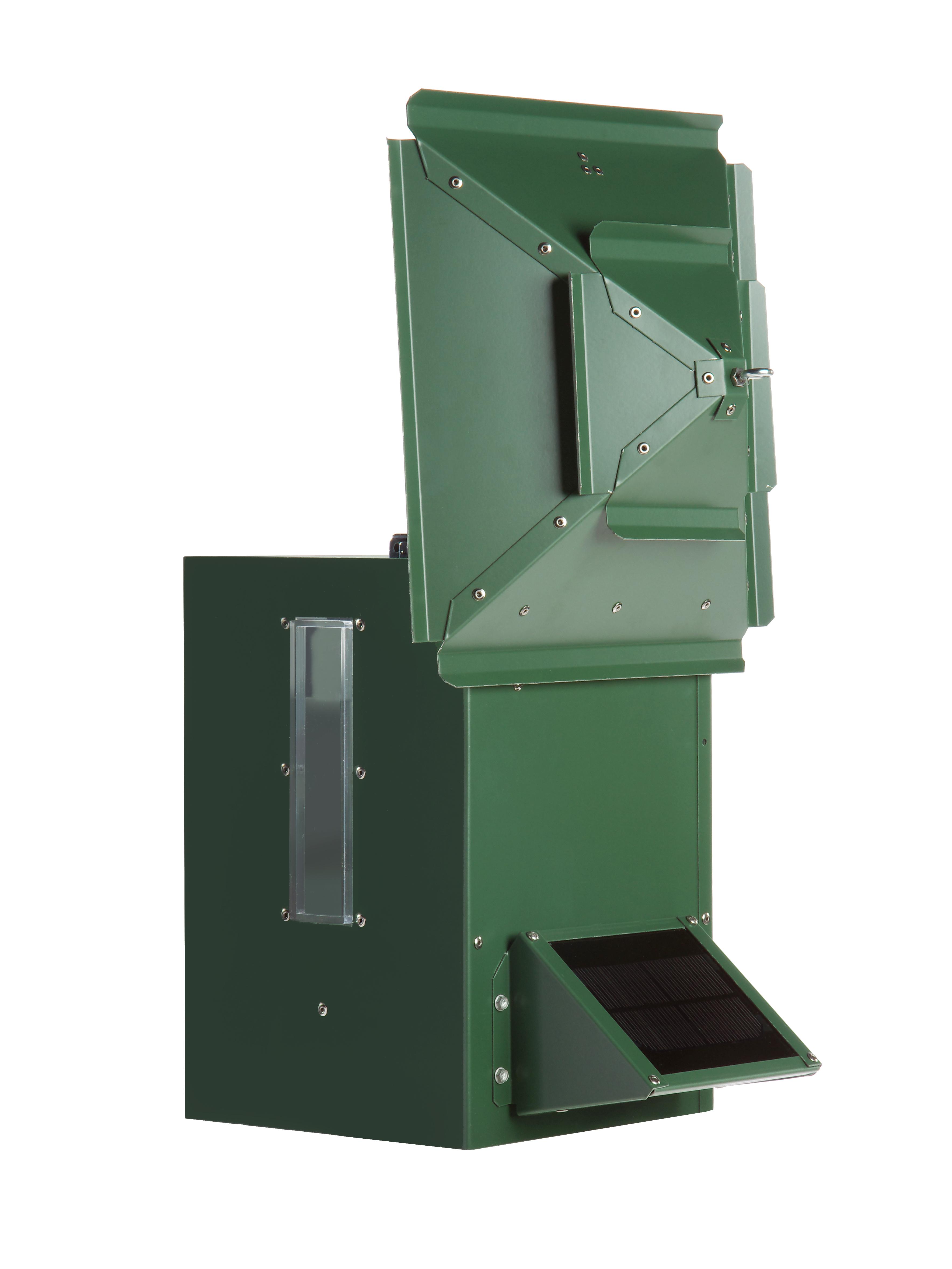 Koi café automatic feeder sweeney feeders