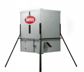 Scatter Feeder – 300 lb. Capacity