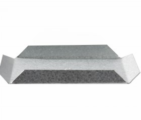 Scatter Plate, 5″ Square, 5/16″ Hole (for older feeders)