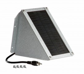 Solar Charger - Scatter Feeders, 12 Volt, 1 Watt