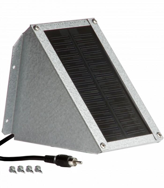 Solar Charger – Scatter Feeders, 12 Volt, 1 Watt