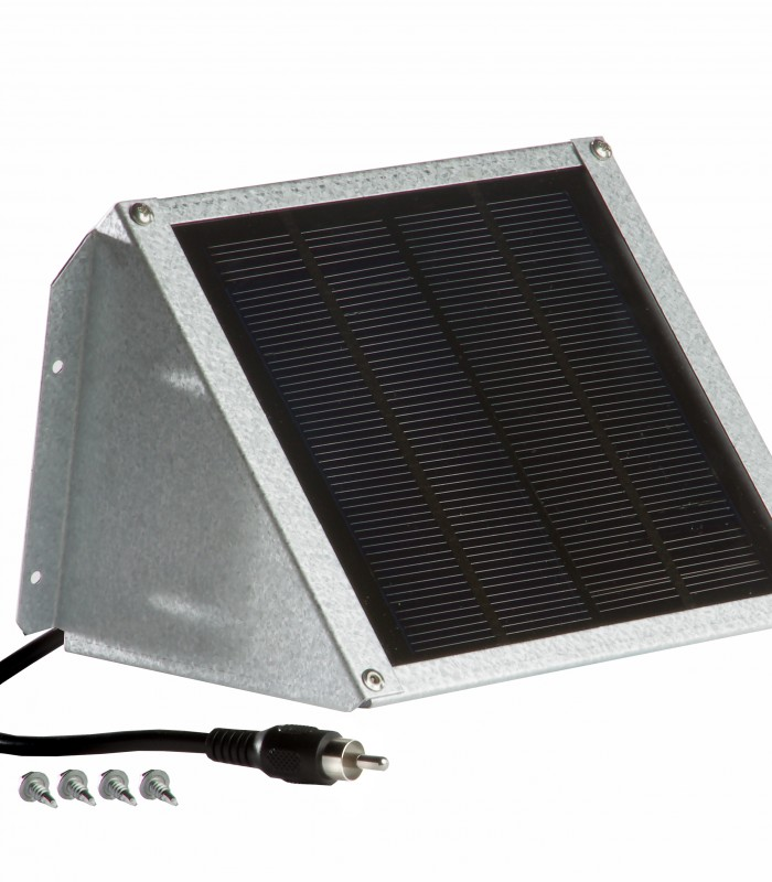 Solar Charger – Directional Feeders, 12 Volt, 2 Watt
