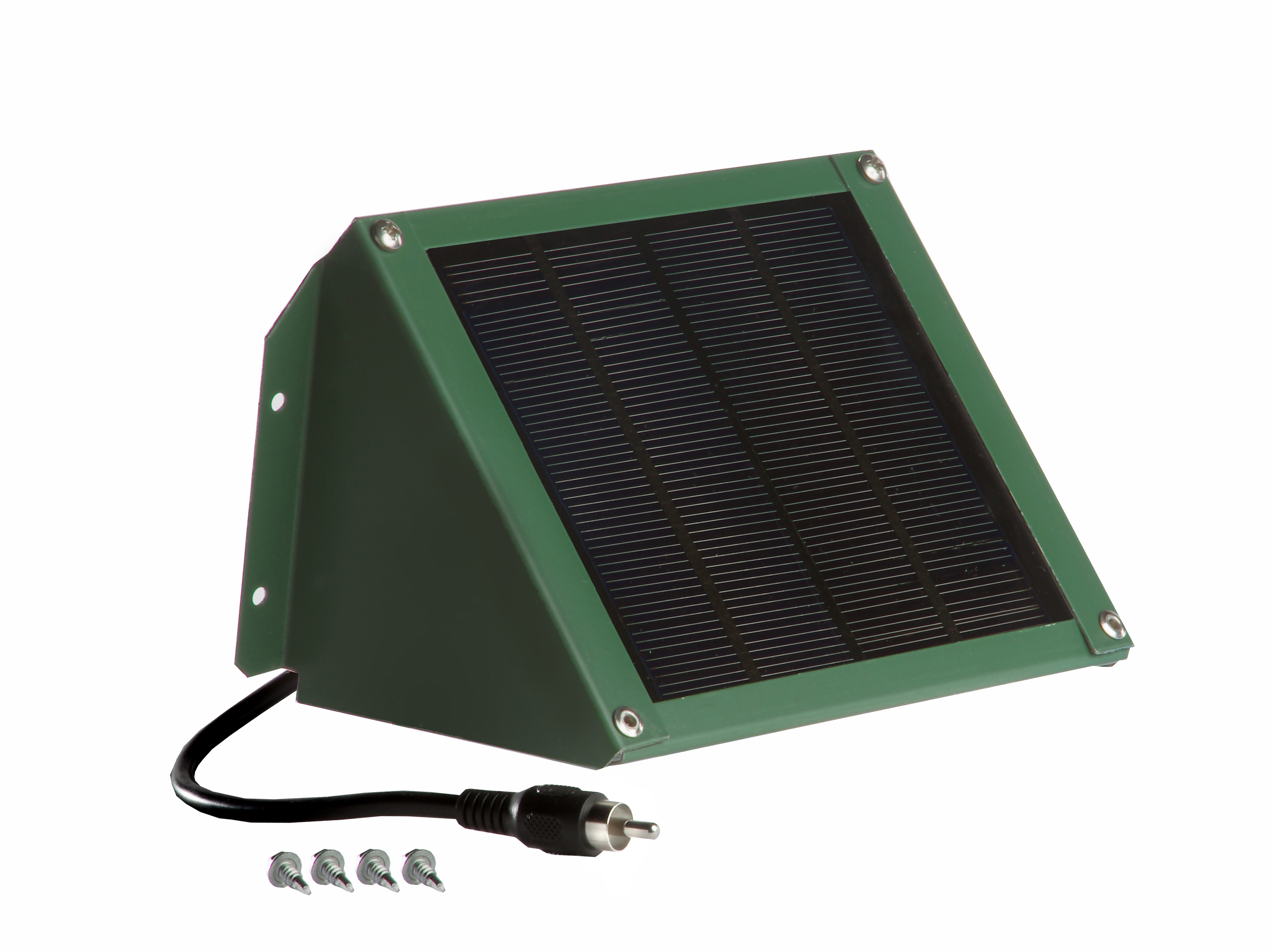 SOLAR CHARGER – SCATTER FEEDERS