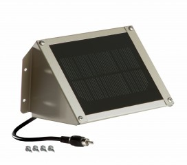 Solar Charger - Bird and Koi Feeders, 6 Volt