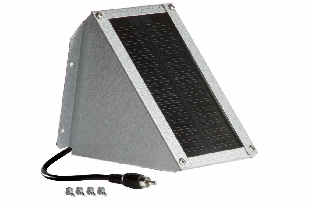 Deer Feeder Accessories - Solar Panel